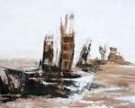19 – Squelettes sur la mer d'Aral