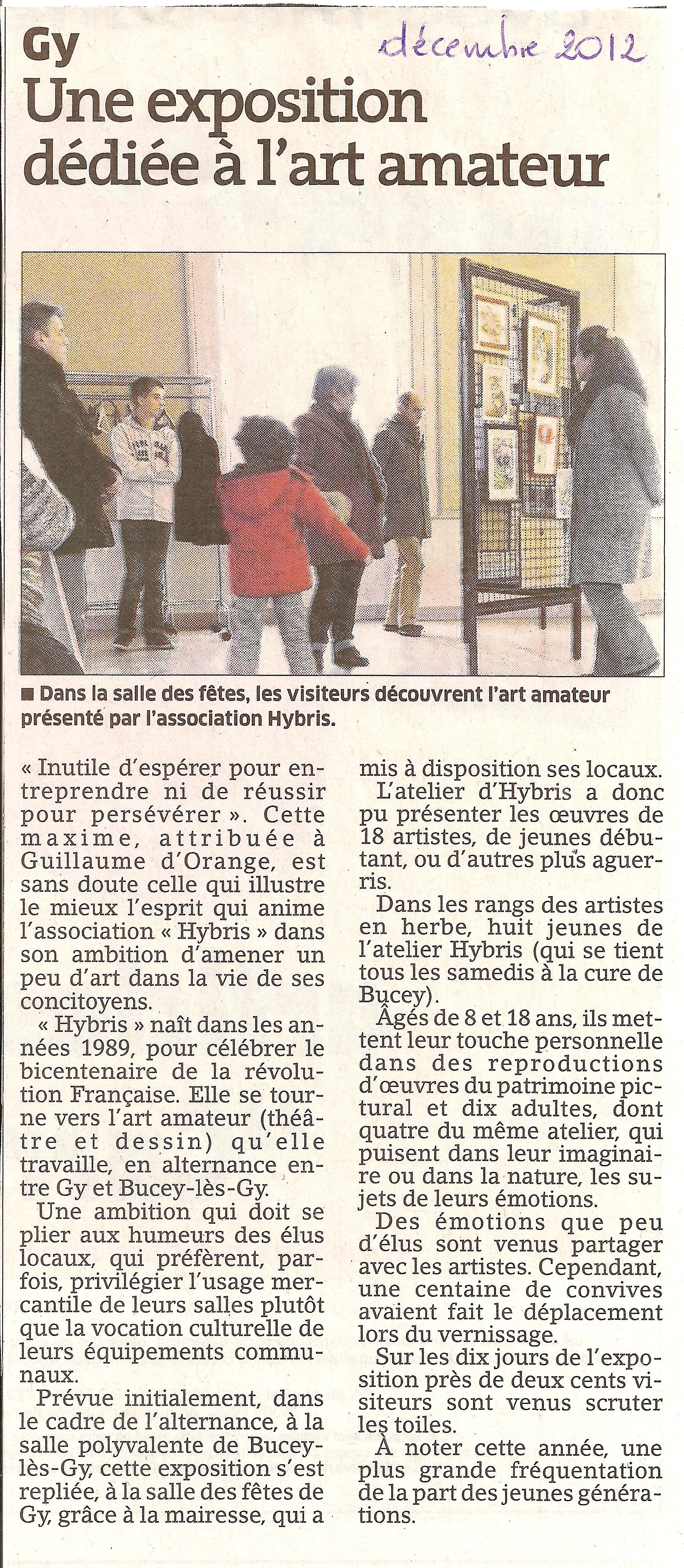 GY Déc 2012 (presse de Gray)